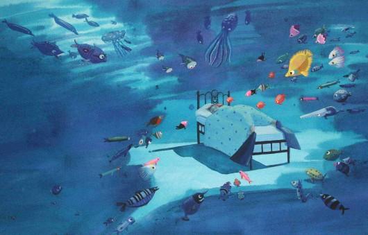 'Vissendroom' uit 'De schoenen van de zeemeermin'