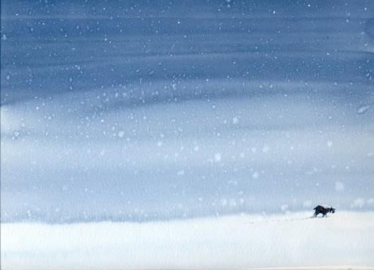 'Verloren schaapje' uit 'De Kerst van de Keizer'