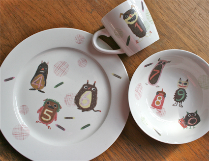 Monster servies