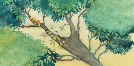 'Kom uit die boom'