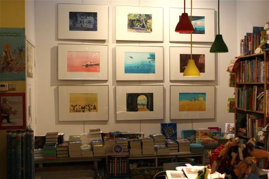 expositie 'De duik'